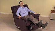 Operating Chair Footrest
