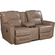 Easton La-Z-Time® Full Reclining Loveseat w/ Console
