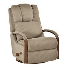Sillón reclinable giratorio Harbor Town Reclina-Glider®
