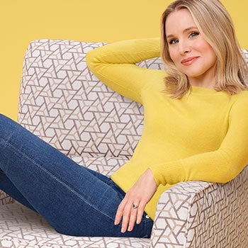 Shop recliners with Kristen Bell