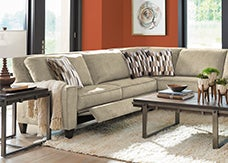 Duo : la z boy leather sectional - Sectionals, Sofas & Couches