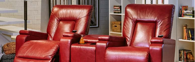 home theater furniture chairs recliners la z boy