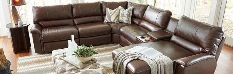 Sectional Couches With Recliners sectional sofas & sectional couches | la-z-boy