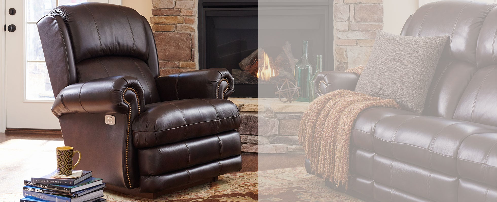 Fabric Reading Chair Amazing Reading Chair And Ottoman Design Your Furniture Online Recliners