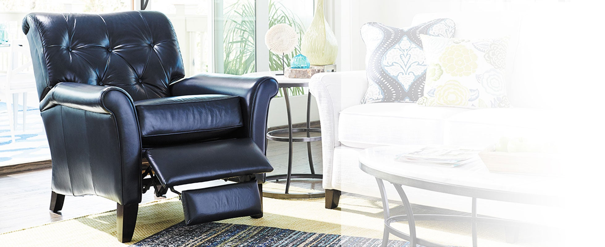 Our Superior Recliner Chairs Come In Various Styles To Complement Any Room.