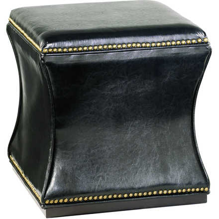 Hidden Treasures Negro Storage Cube
