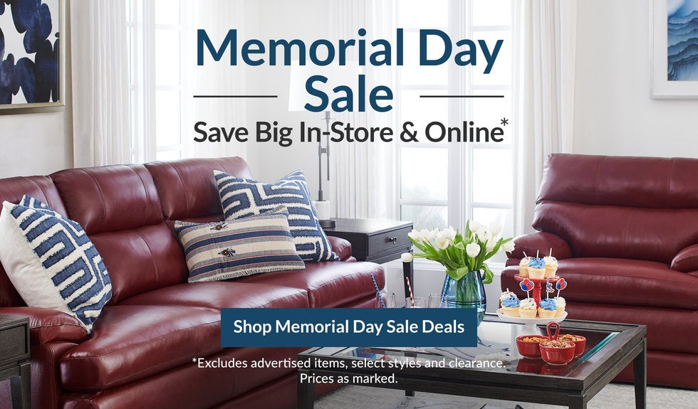 Shop Memorial Day Deals! Save big in-store and online!