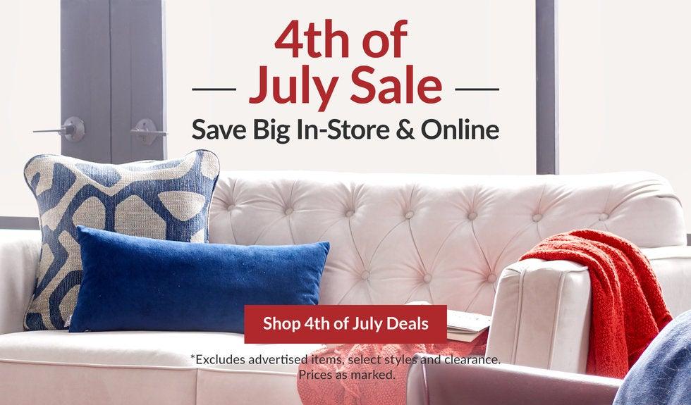 Shop 4th of July Deals!