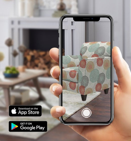Shop in Augmented Reality
