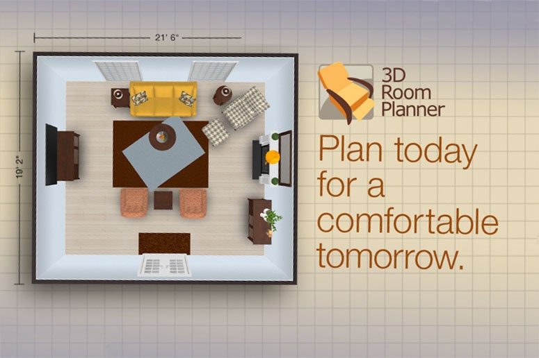 Design the perfect room and bring it to life with the La-Z-Boy 3D Room Planner. Quickly and easily create, redecorate and rearrange your room without any of the usual heavy lifting. Customize furniture and fabrics, add windows and doors, select floors... even change the color of walls, without lifting a finger. You can even share pictures of your room creations with your family and friends. Ready to turn your dreams into reality?
