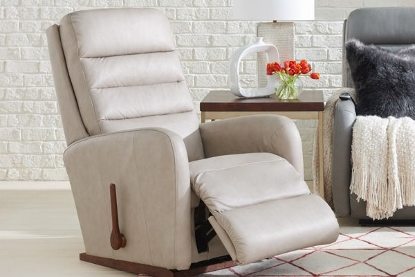 Sillones reclinables mecedores