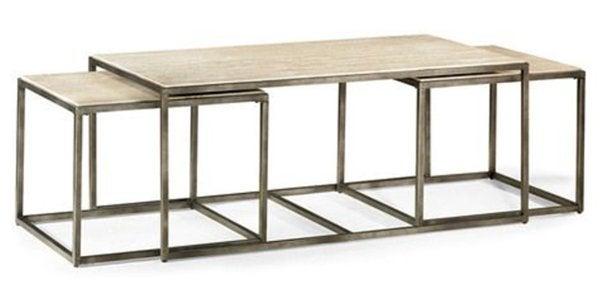 Table basse rectangulaire Modern Basics