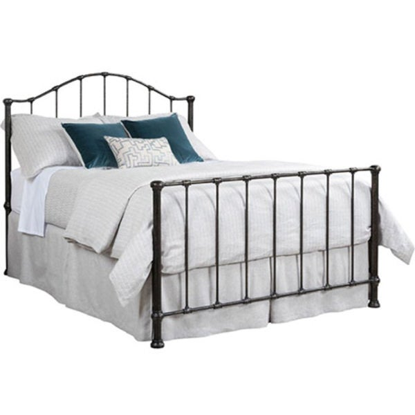 Foundry Garden Queen Bed