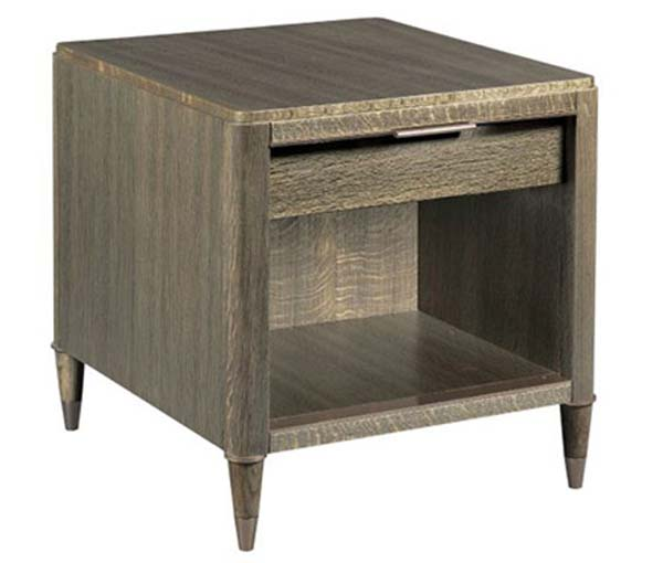 AD Modern Classics Dixon Drawer End Table