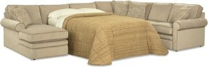 Collins Full Sleep Sectional