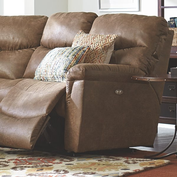 Renew Leather on James Reclining Sofa