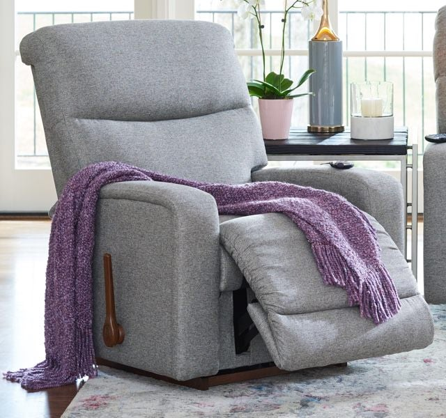 Relaxing scene with Levi Reclina-Way® Recliner