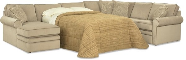 Collins Stationary Sectional Sleeper