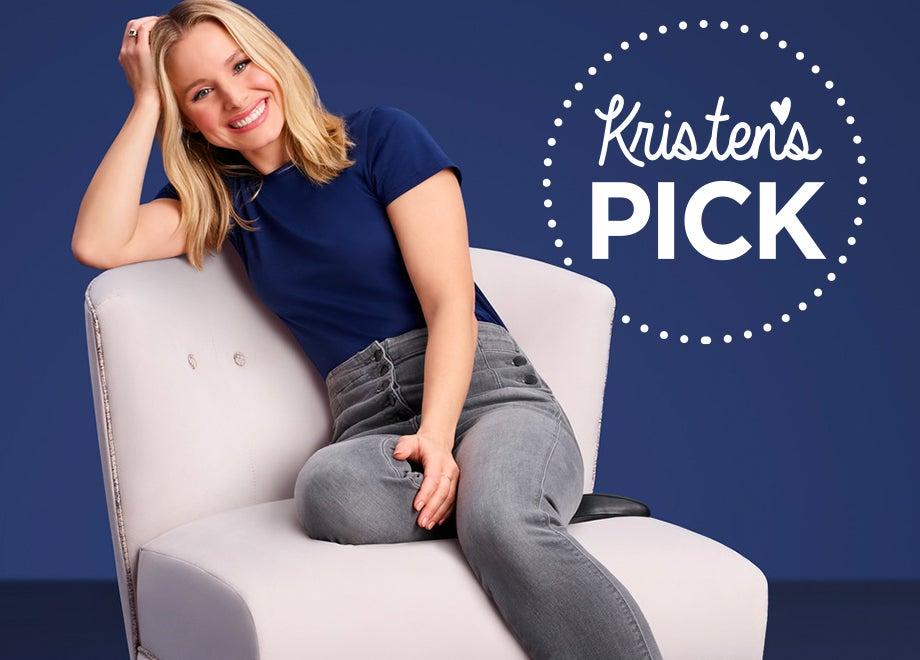 Kristen Bell on Nolita Chair