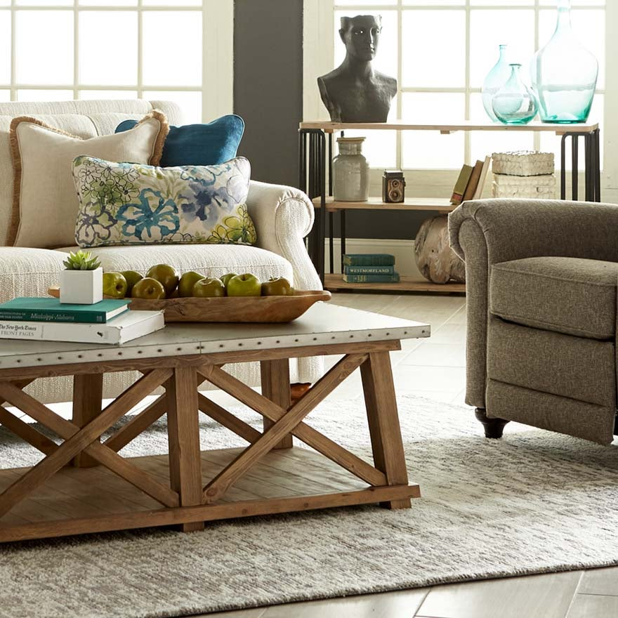 Finish a look with Décor & Accents