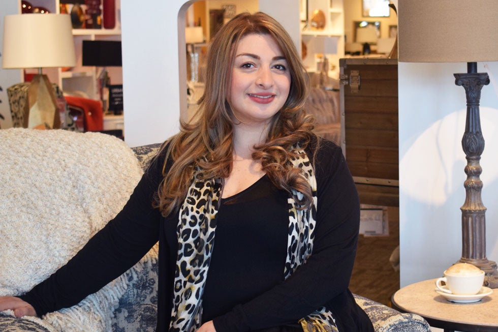 Designer of the Period - Zeina