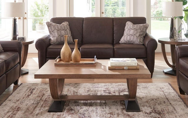 Bennett duo® Reclining Sofa room scene