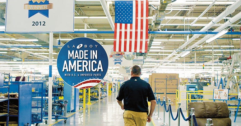 Made In America La Z Boy