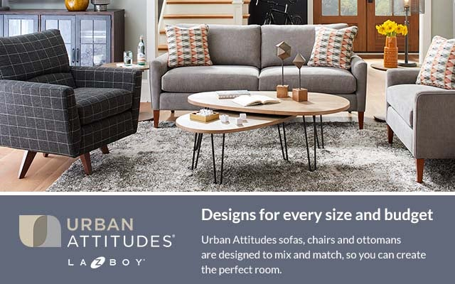 Urban Attitudes - Designs for every size and budget.