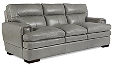 Jake Sofa With Nickel Nail Head Trim