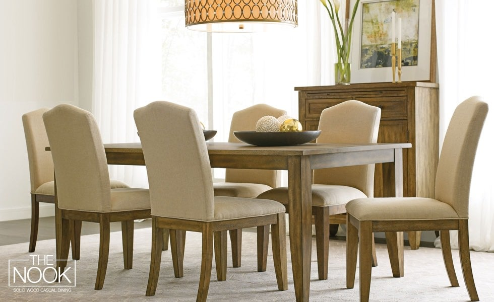 Dining Room With Nook Products ...