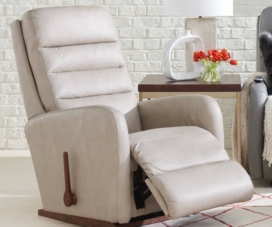 Nursery scene with Forum Rocking Recliner