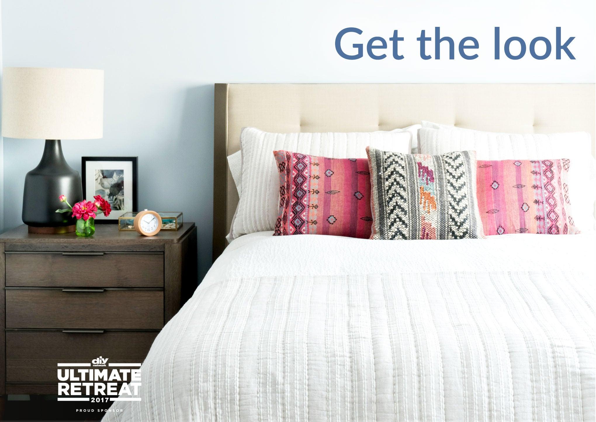 Bedroom for Ultimate retreat diy
