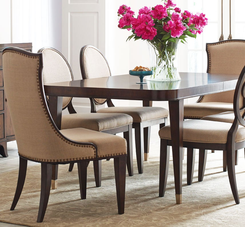 Shop our unique tables to complete the look