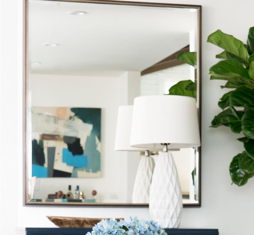 Organics mirror