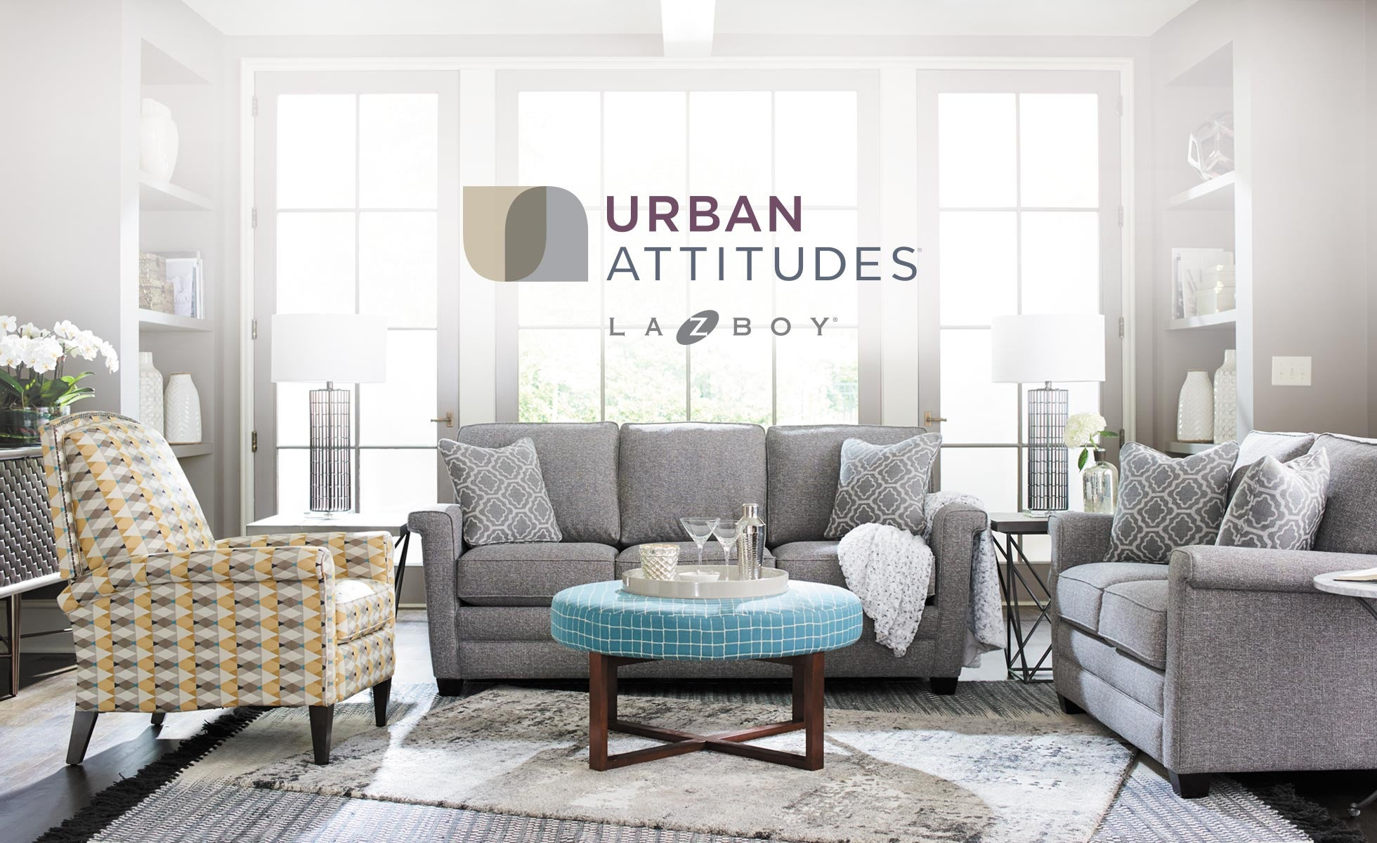 Urban Attitudes Room Design Made Simple La Z Boy