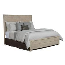 Trails Roan Cal King Panel Bed