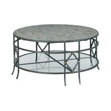 Trails Monterey Round Coffee Table