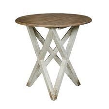 Trails Colton Round Lamp Table