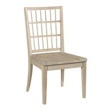 Symmetry Wood Side Chair