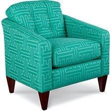 Urban Attitude Jazz Premier Stationary Occasional Chair ...