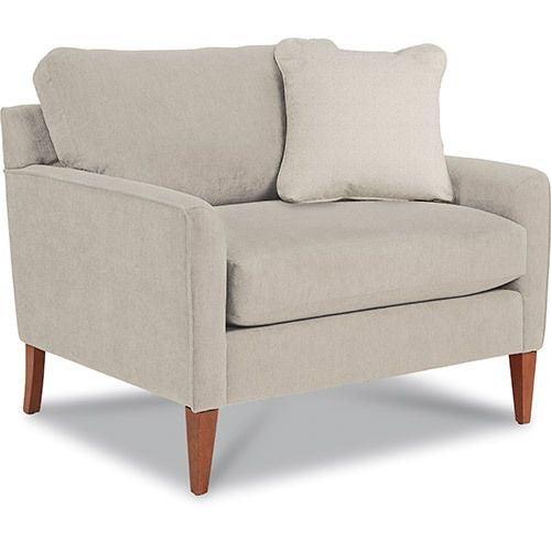 product thumbnail  sc 1 st  La-Z-Boy & McKinney Chair u0026 A Half | La-Z-Boy