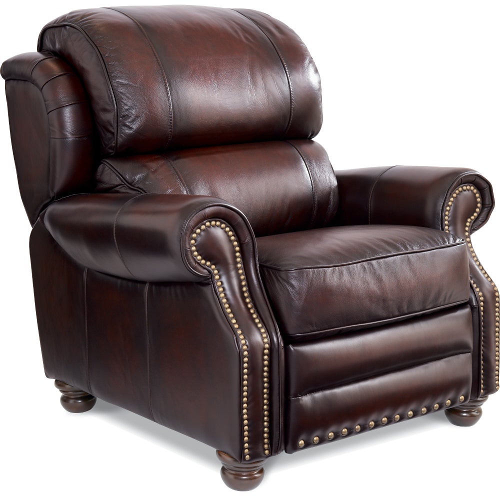 product thumbnail · product thumbnail · product thumbnail ...  sc 1 st  La-Z-Boy & Jamison High Leg Recliner w/ Brass Nail Head Trim islam-shia.org