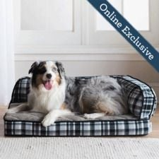 Sadie Sofa Bed, Spencer Plaid