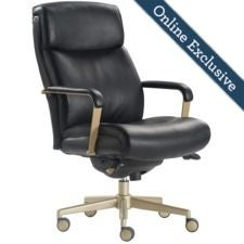 Melrose Executive Office Chair, Negro
