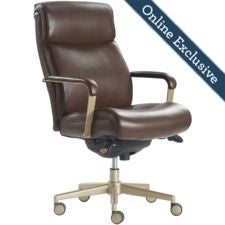 Melrose Executive Office Chair, Marrón