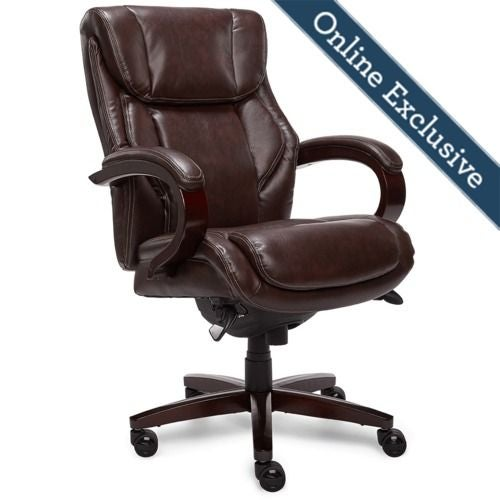 Bellamy Executive Office Chair Brown