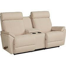 Beckett Reclina-Way® Full Reclining Loveseat w/ Console