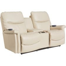 Baylor PowerReclineXRw+™ Full Reclining Loveseat w/ Console