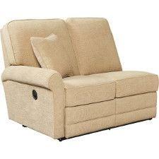 Sofá de dos plazas reclinable Addison La-Z-Time® con brazo derecho