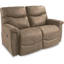 James La-Z-Time® Full Reclining Loveseat ...  sc 1 st  La-Z-Boy & Reclining Loveseats | La-Z-Boy islam-shia.org